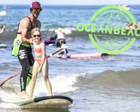 cours de paddle enfant et adulte